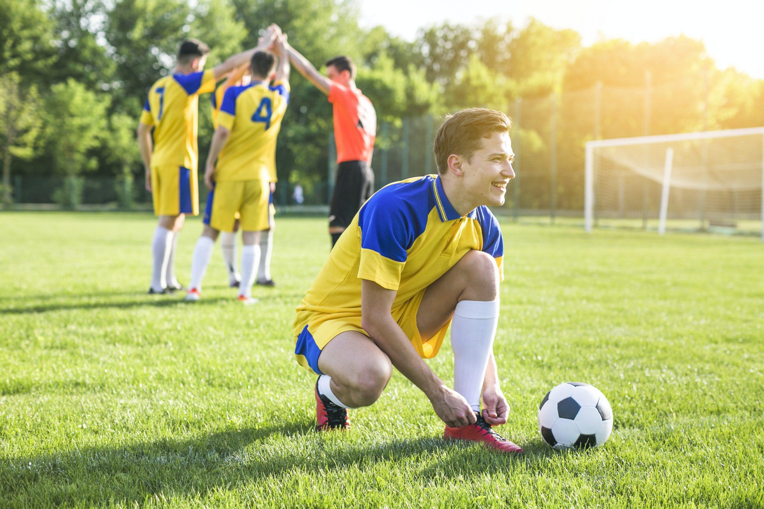 Lợi ích của bóng đá